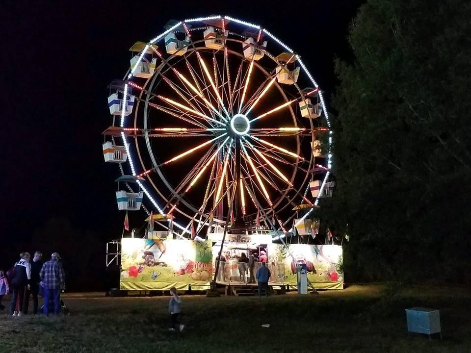 Rainforest Expo Wheel